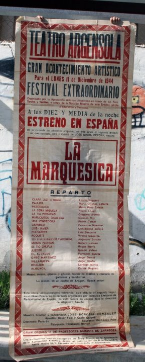 www.murestauracion.com, Mú Restauración, restauración, murestauracion, cartel