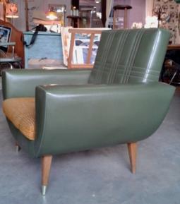 sillón años 50, Mù Restauración, murestauracion, Mu Restauracion, 4