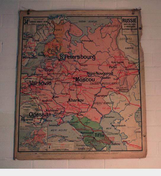 mapa Rusia, Mù Restauración, murestauracion, Mu Restauracion, decoración , vintage