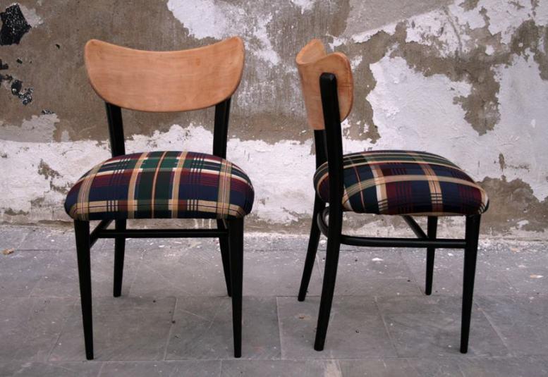 sillas danesas, sillas, sillas años 60 murestauracion, Mù Restauración, mu restauracion, vintage