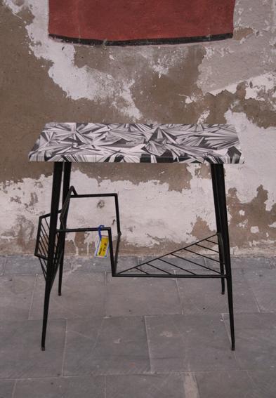 mesa 3tintas, Mù Restauración, murestauracion, Mù Restauración