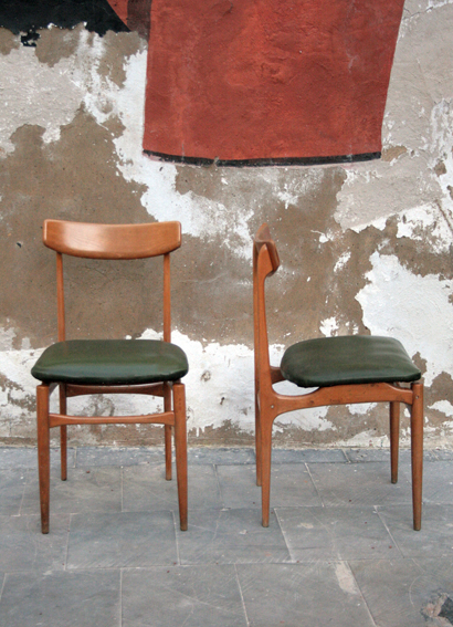 sillas danesas, Mù Restauración, murestauracion, Mu Restauracion