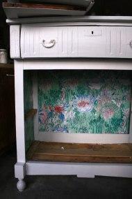 Mueble Isabel, Mù Restauración