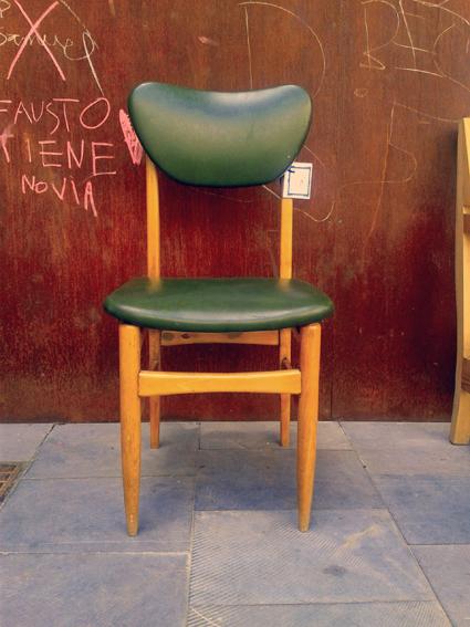 Silla años 50, Mù Restauración, Mu Restauracion, murestauracion