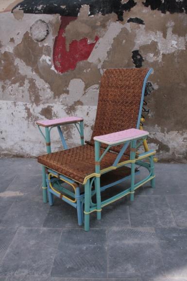 chaiselongue junco natural, Mù Restauración, murestauracion, Mù, mùrestauración