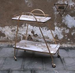 camarera, Mù, murestauracion, vintage