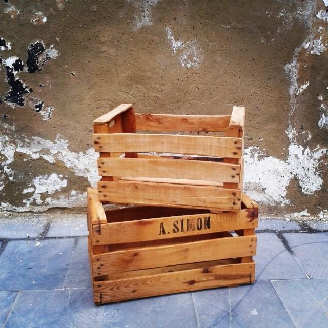 Cajas de fruta, Mù