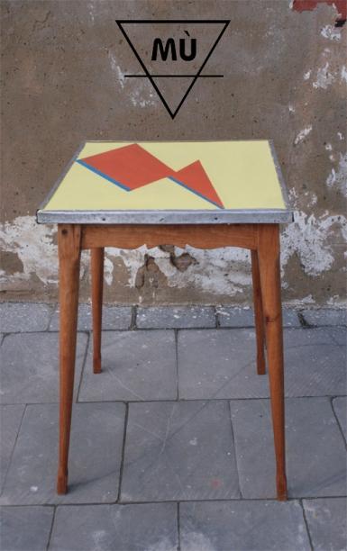 Mesa Bowie, Mù , murestauracion, Mù Restauración, mesa, 2