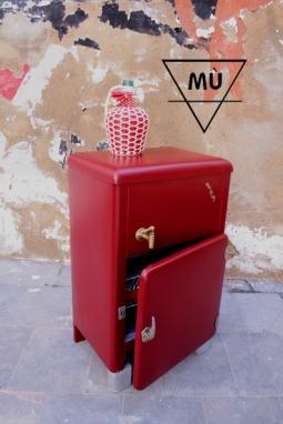 MÙ nevera oriola, Mù, murestauración, Mù Restauración, 3