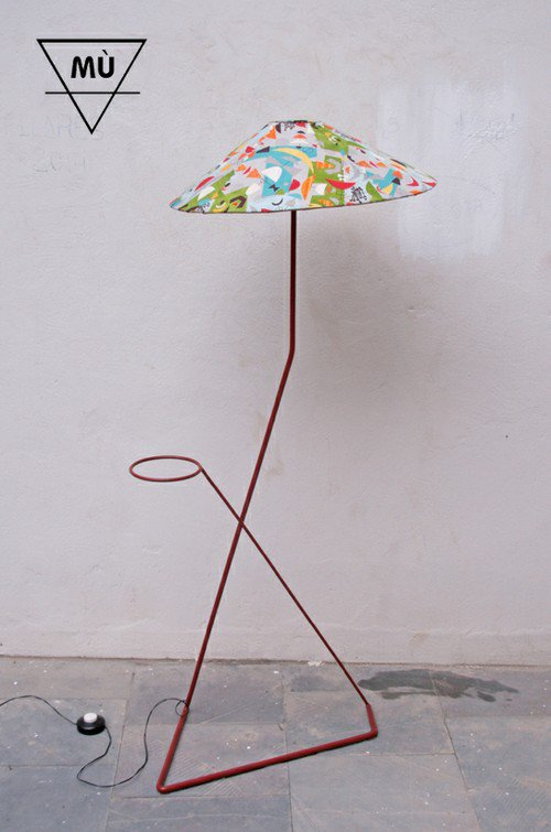 lámpara MÙ