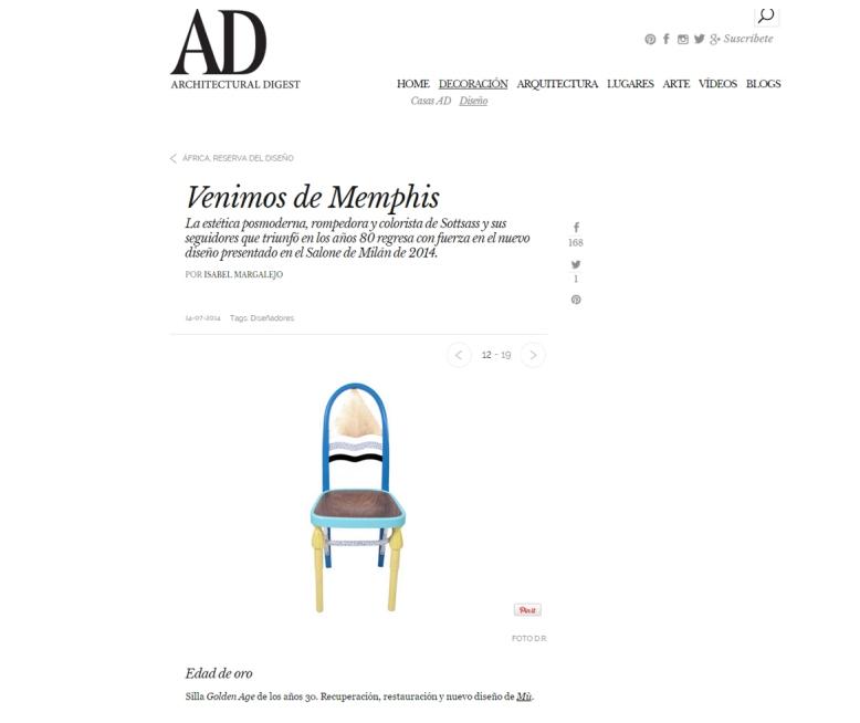VENIMOS DE MEMPHIS, AD