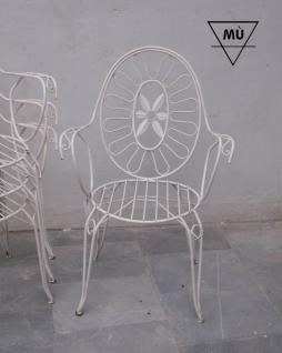 silla, jardín, MÙ, MUSHOP, 1