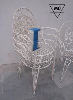 silla, jardín, MÙ, MUSHOP, 2