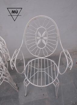 silla, jardín, MÙ, MUSHOP, 5